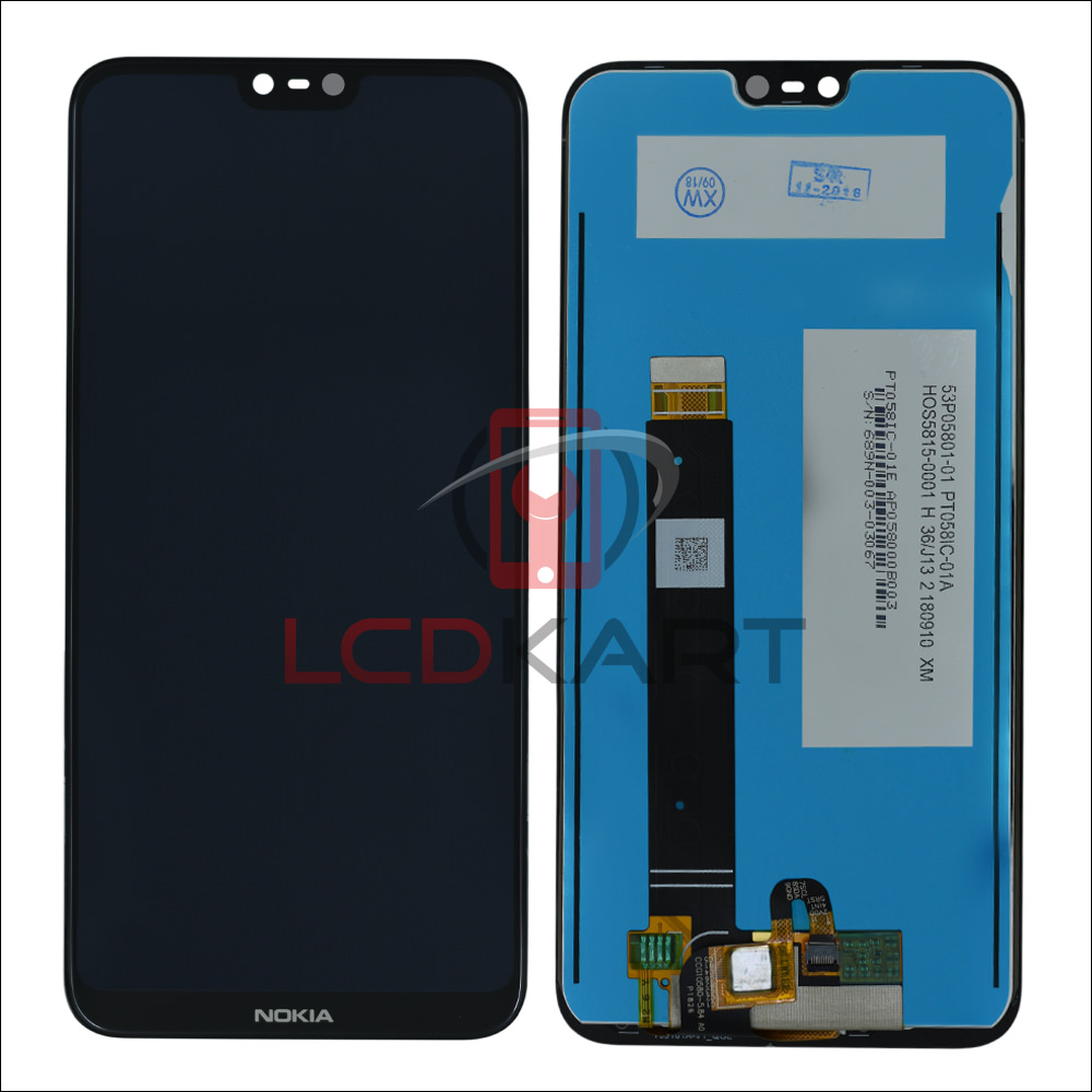 Nokia 6.1 Plus Display Price