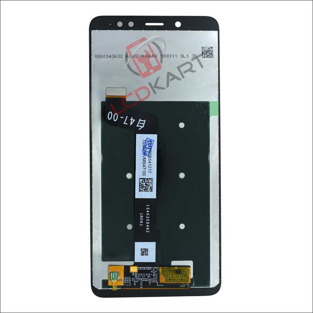 Redmi Note 5 Pro Screen Damaged