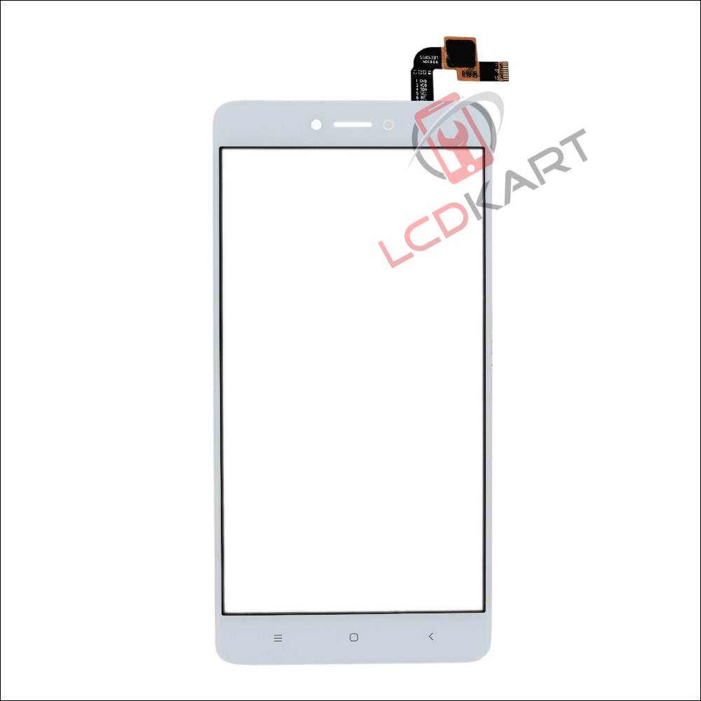 Redmi Note 4 Touch Glass